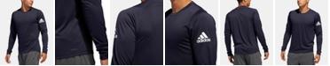 adidas Men's FreeLift ClimaLite® Long-Sleeve T-Shirt