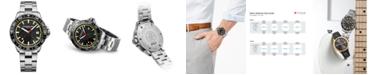 Raymond Weil Men's Swiss Tango Bob Marley Stainless Steel Bracelet Watch 42mm