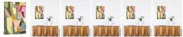 "iCanvas ""Paris"" By Kim Parker Gallery-Wrapped Canvas Print - 18"" x 12"" x 0.75"""