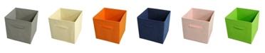Achim Collapsible Storage Bins-4 Bins Per Pack