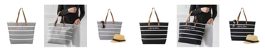 Cathy's Concepts Maid Of Honor Striped Tote