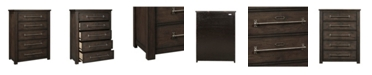 Furniture Duncan 5-Drawer Chest