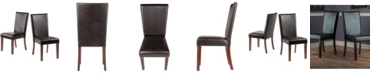 Winsome Johnson 2-Piece Chair Set