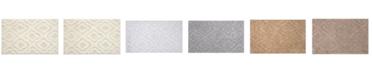 "Perthshire Platinum Collection Link 17"" x 24"" Bath Rug"