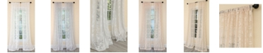 Manor Luxe Charming Night Sheer Rod Pocket Curtain Collection