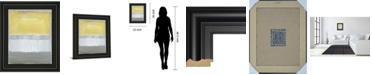 "Classy Art Halflight I by Caroline Gold Framed Print Wall Art, 22"" x 26"""