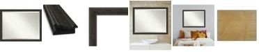 """Amanti Art Shipwreck Framed Bathroom Vanity Wall Mirror, 44"""" x 34"""""""