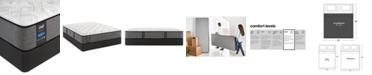 "Sealy Premium Posturepedic Opportune 12.5"" Plush Mattress Set- King"