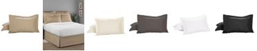 Levinsohn Textiles Today's Home Microfiber Standard Pillow Sham 2-Pack