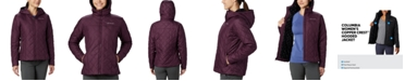 Columbia Women's Copper Crest™ Hooded Fleece-Lined Jacket