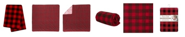Trend Lab Buffalo Check Flannel Swaddle Blanket