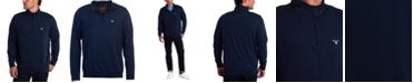 Barbour Men's Batten Slim-Fit Quarter-Zip Sweater