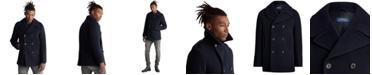 Polo Ralph Lauren Men's Wool-Blend Peacoat