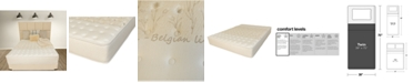 """Paramount Nature's Spa by Celestial 12"""" Extra Firm Mattress- Twin"""