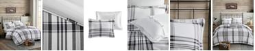Woolrich Hawkeye Plaid 4-Piece Full/Queen Comforter Set