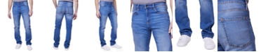 Lazer Men's Straight-Fit Jeans