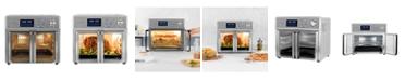 Kalorik 26 Quart Digital Maxx Air Fryer Oven, Stainless Steel