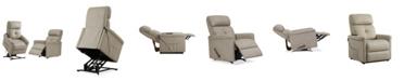 Handy Living ProLounger Rocker Recliner and Power Lift Recline Chairs, Set of 2