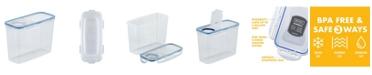 Lock n Lock Easy Essentials Pantry Food Storage Container with Flip Lid, 10.1-Cup