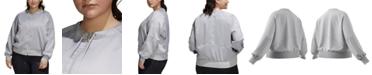 adidas Plus Size City Light Jacket