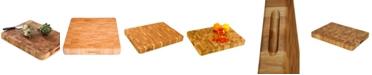 Catskill Craft Catskill Low Profile Slab Professional Grade End-Grain Cutting Board