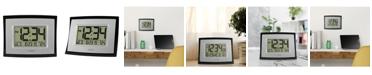 La Crosse Technology Digital Clock with Indoor Temperature