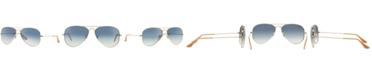 Ray-Ban AVIATOR GRADIENT Sunglasses, RB3025 58