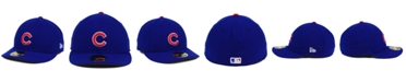 New Era Chicago Cubs Low Profile AC Performance 59FIFTY Cap