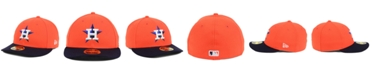 New Era Houston Astros Low Profile AC Performance 59FIFTY Cap