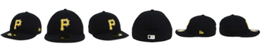 New Era Pittsburgh Pirates Low Profile AC Performance 59FIFTY Cap