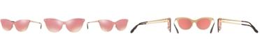 Ray-Ban Sunglasses, RB3580N 43 BLAZE CAT EYE