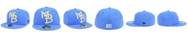 New Era Myrtle Beach Pelicans MiLB Logo Grand 59FIFTY Cap