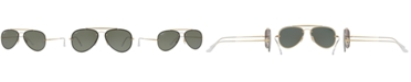 Ray-Ban Polarized Sunglasses , RB3584N BLAZE AVIATOR