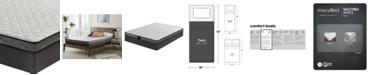 "MacyBed by Serta  Basics 5"" Firm Foam Mattress Set - Twin, Created for Macy's"