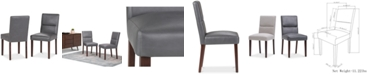 Simpli Home Norvan Dining Chair (Set of 2)