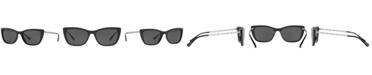 COACH Sunglasses, HC8257U 55 L1065, Created for Macy's