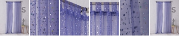 """Miller Curtains Sequin 56"""" x 84"""" Panel"""