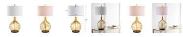 JONATHAN Y Baird Led Metal Table Lamp