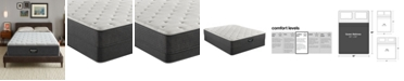 "Beautyrest BRS900-TSS 12"" Medium Firm Mattress Set - Queen, Created for Macy's"