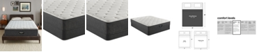 """Beautyrest BRS900-TSS 12"""" Medium Firm Mattress Set - King, Created For Macy's"""