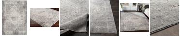 "Surya Presidential PDT-2311 Medium Gray 7'10"" x 10'3"" Area Rug"