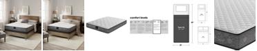 "MacyBed by Serta  Resort 10.5"" Plush Mattress - Twin XL, Created for Macy's"