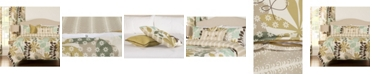 Siscovers English Garden Reversible Floral 5 Piece Twin Luxury Duvet Set