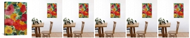 "iCanvas ""Love Flowers I"" By Kim Parker Gallery-Wrapped Canvas Print - 18"" x 12"" x 0.75"""