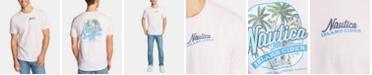 Nautica Men's Island Cotton Graphic T-Shirt, Created for Macy's