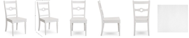 Furniture CLOSEOUT! Pearl Side Chair, Created for Macy's