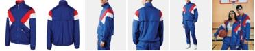 Champion Men's C-Life Nylon Colorblocked Warm-Up Jacket