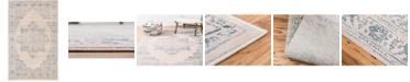 Bridgeport Home Caan Can4 Beige 5' x 8' Area Rug