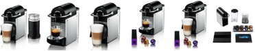 Nespresso by De'Longhi Pixie Espresso Machine with Aeroccino