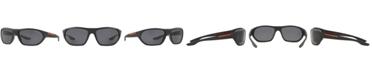 Prada Linea Rossa Polarized Sunglasses, PS 18US 66 ACTIVE